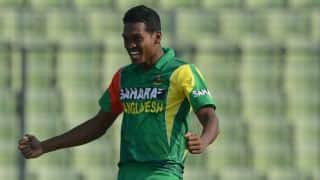 World Cup 2015: Al-Amin Hossain sent home for breaching team curfew