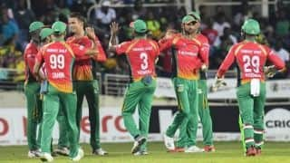 Dream11 Team Guyana Amazon Warriors vs Jamaica Tallawahs Caribbean Premier League 2019 – Cricket Prediction Tips For Today's CPL Match 29 GUY vs JAM at Providence Stadium, Guyana