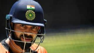 All cricketer should be happy with DRS system says Virat Kohli