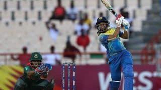 ICC Women's World T20: All-round Siriwardene keeps Sri Lanka alive