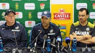 India tour of South Africa 2013: How important was the washed out tour game for the visitors?