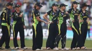 Cricket Australia announce Southern Stars 2016-17 summer schedule
