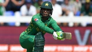 Fakhar Zaman records second-most balls faced for a duck by an opner in Asia cup