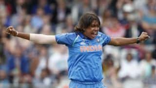 ICC Women's ODI  Rankings: Jhulan Goswami back at the top in bowlers list;  Smriti Mandhana attains career-best rating