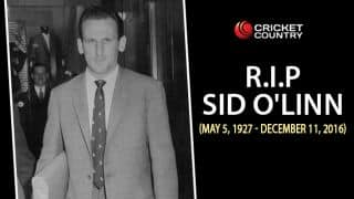 Sid O'Linn: From English First Division football to Test cricket for South Africa