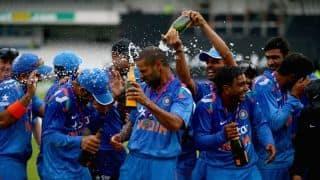 India retain No 1 ODI ranking
