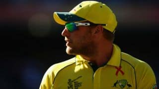 Aaron Finch accepts axing from Australia's ODI side for Pakistan series