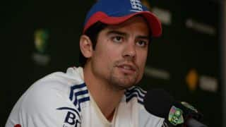 Alastair Cook assured by Graeme Swann, says 'matter's closed'