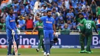 Cricket World Cup 2019: India book semi-final berth by beating Bangladesh at Edgbaston