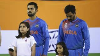 Curtains not yet down, but thank you MS Dhoni