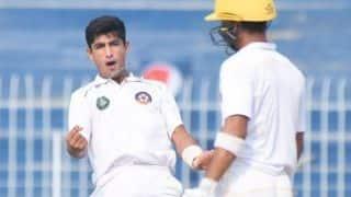 विराट कोहली और टीम इंडिया का सामना करने के लिए तैयार हैं नसीम शाह