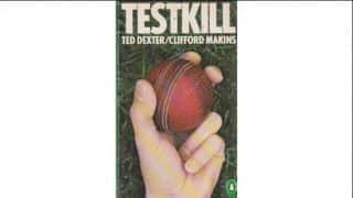 Ted Dexter pens murder mystery 'Testkill'