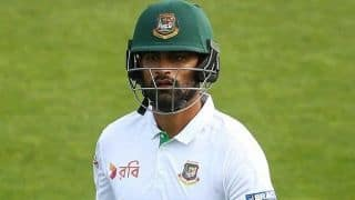 I'm not ready for the second Test against Zimbabwe: Tamim Iqbal