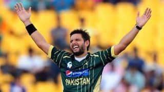 Shahid Afridi: Pakistan will miss Saeed Ajmal in T20 series against Australia