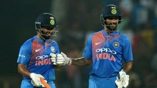 Indian team management never asked for replacements for Shikhar Dhawan: BCCI official