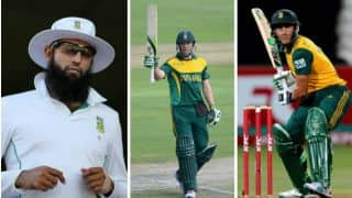 South Africa playing with separate captains for each format is good, says team manager Mohammed Moosajee