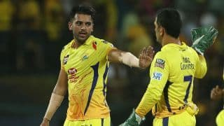Let Russell hit you for four or six, but not a single: Dhoni to Deepak Chahar