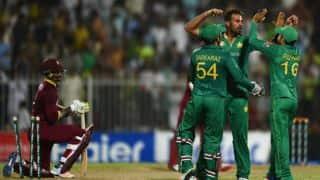 PAK vs WI, 2nd ODI Photos: