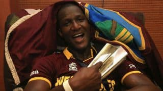 Pakistan vs ICC World XI 2017: Darren Sammy is excited for playing in front of Pakistan crowd