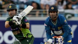 Pakistan vs Sri Lanka, 2nd ODI at Dubai
