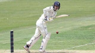 Don't care whether I score runs, just happy to be playing again: Nic Maddinson