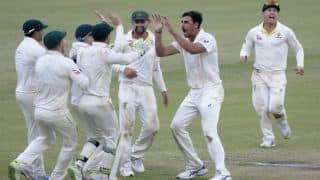 Australia thrash South Africa by 118 runs in 1st Test; take 1-0 series lead
