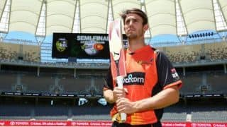 Mithcell Marsh named Perth Scorchers captain for Big Bash League
