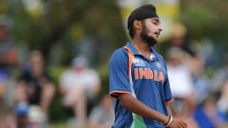 Ranji cricketer Harmeet Singh given bail after driving car into Andheri platform