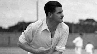 Left-arm wrist spinners in cricket, part 2: Chuck Fleetwood-Smith