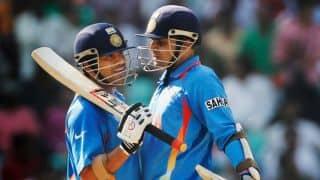 Watch Sachin Tendulkar's amazing tweet on Virender Sehwag's 39th Birthday