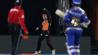 IPL 2017: We are treating each match as knockout, says David Warner after Sunrisers Hyderabad thrashed Mumbai Indians