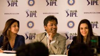 N Srinivasan tweaked IPL retention policy to benefit Chennai Super Kings: Lalit Modi