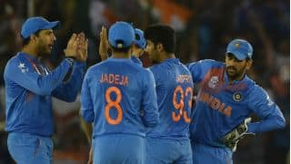 India vs Australia Live, T20 World Cup 2016, Match 31 at Mohali: Highlights from 1st innings