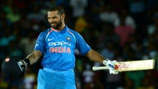 Shikhar Dhawan savours purple patch; ready to 'embrace' slump as well