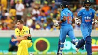 Virat Kohli-James Faulkner confrontation 'fantastic,' says David Warner