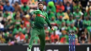 Shakib Al Hasan kept away from practice, faces ban for failing to report corrupt approach: Report
