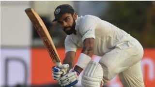 कप्तान कोहली की नजर रिकी पोंटिंग के रिकॉर्ड की बराबरी करने पर