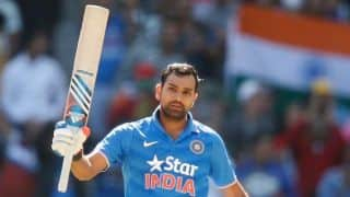 MS Dhoni: Rohit Sharma knows how to build an innings after good start