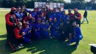 Ireland vs Afghanistan 3rd ODI:  Visitors beat Ireland by 8 Wickets, clinch series 2-1