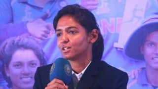 Women's cricket matches should have more telecast, believes Harmanpreet