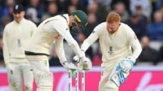 Ashes 2019, England vs Australia: 1st day game of 4th test played without bails due to stormy weather