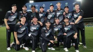 In Pictures: New Zealand Seal Series 2-1 as Pakistan Win 3rd T20I in Napier