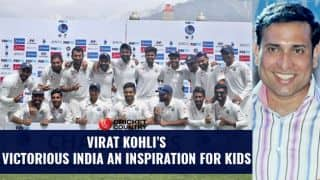 VVS Laxman: Virat Kohli's victorious India an inspiration for kids