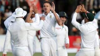 Zimbabwe vs South Africa one-off Test at Harare: Zimbabwe wins the first session