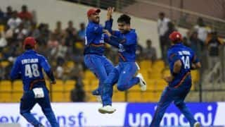 Cricket World Cup 2019: Afghanistan put faith in Rashid Khan, Mohammad Nabi and Mujeeb Ur Rahman