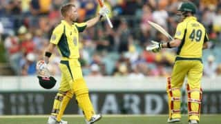 Australia vs New Zealand, 2nd ODI: Steven Smith, his deputy David Warner hit Kiwis to pulp; post 379-run target