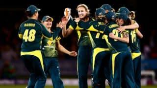 Australia regain Women Ashes following 20-run win over England in 2nd T20I