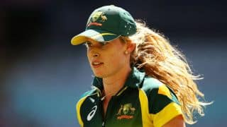 Holly Ferling finds balance between cricket and studies