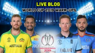 Cricket World Cup 2019 Live blog: Archer, Root take three wickets each, Afghanistan all out for 160