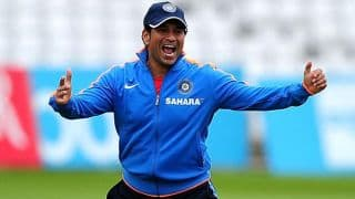 Sachin Tendulkar optimistic about India's chances at ICC World Cup 2015